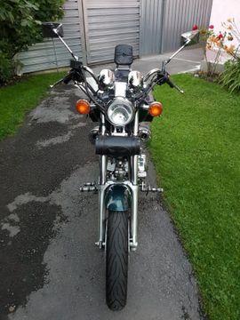 Bild 4 - Yamaha Virago XV1100 - Lustenau