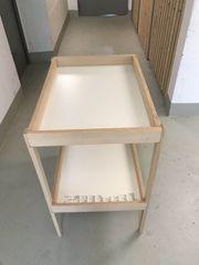 Ikea SNIGLAR - diaper changing table