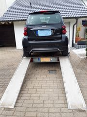 Smart Fortwo Coupe MHD plus