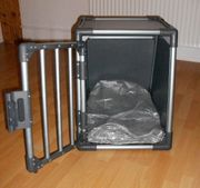 Trixie Transportbox Alurahmen Größe S