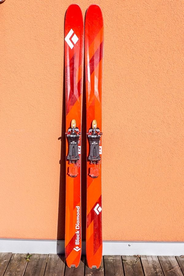 Telemark Touren-Ski Black Diamond Link