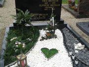 Grabstein für die Tochter meiner