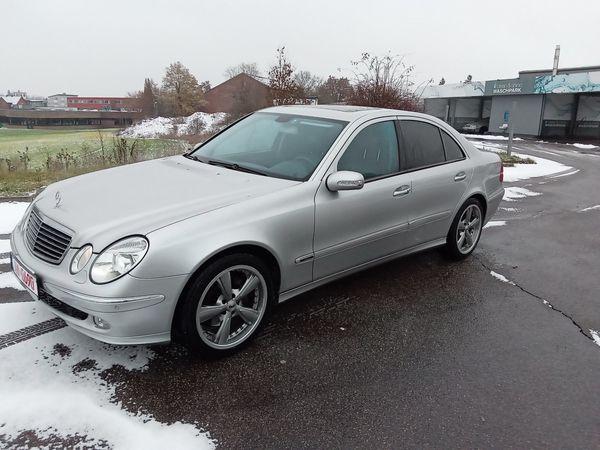 Mercedes Benz E 320 CDI