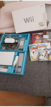 Wii inklusive Spiele