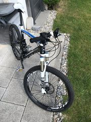 Merida Fully XT MTB Mountainbike