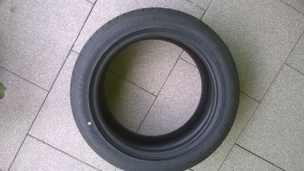 4 nagelneue Dunlop SP MAXX