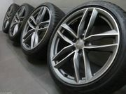 20 Zoll Sommerräder original Audi