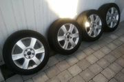 4 VW Alufelgen 6 5
