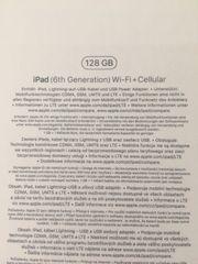 iPad 6 128 GB Wi-FI