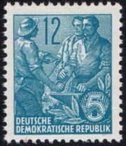 DDR MiNr 410 Y I