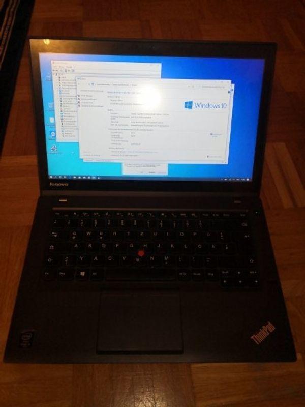 Verkaufe Lenovo ThinkPad T440 - RESERVIERT -
