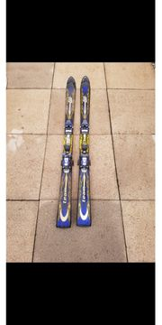 Kinder-Ski inkl Schuhe Gr 35-36