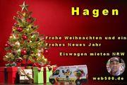 Hagen Eiswagen mieten Frohe Weihnachten