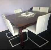 Stühle - Esszimmerstuhl - Schwingstuhl