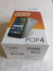 ALCATEL POP4-5051D-DUAL SIM- 16GB - Dark