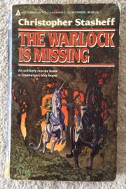 The Warlock is missing - Christopher