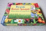 Verkaufe Gesellschaftsspiel Das Große Garten-Quizspiel
