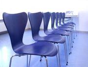 Designerstuhl Arne Jacobsen - 10 Stück
