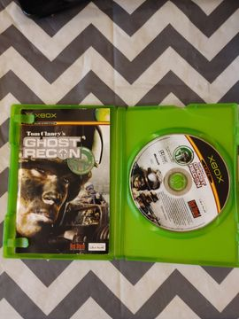 Xbox - Xbox Ghost Recon Spiele Konsolen