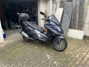 Kymco Exciting 400i ABS