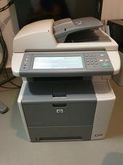 HP LaserJet M3035N MFP - Schwarz