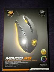 Cougar Minos X3 Gaming Maus