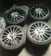 Felgen mit Reifen 7 5