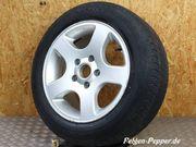 4x Mazda Alufelgen 323 626