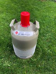 Propangasflasche 11kg neu gefüllt