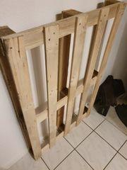 Einwegpalette Palette Holz