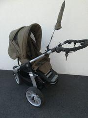 Kinderwagen Teutonia Spirit