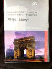 mercedes Navigations dvd w211