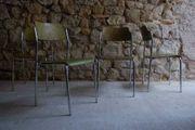 1 v 10 Stühle Vintage