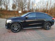 Verkaufe Mercedes GLE 400