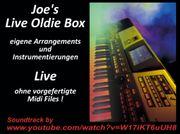 Alleinunterhalter Joe s Live Oldie -
