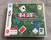 42 Spieleklassiker Nintendo DS 2006
