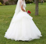 Prinzessin Brautkleid von Lohrengel Roxana
