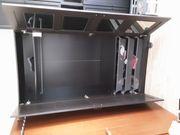 Ikea KLEIDERSCHRANK für Jugendzimmer schwarz