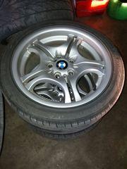 Original BMW M Alufelgen 245