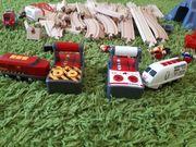 BRIO Eisenbahn Set