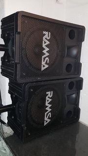RAMSA Panasonic WS-A200E 200W passive
