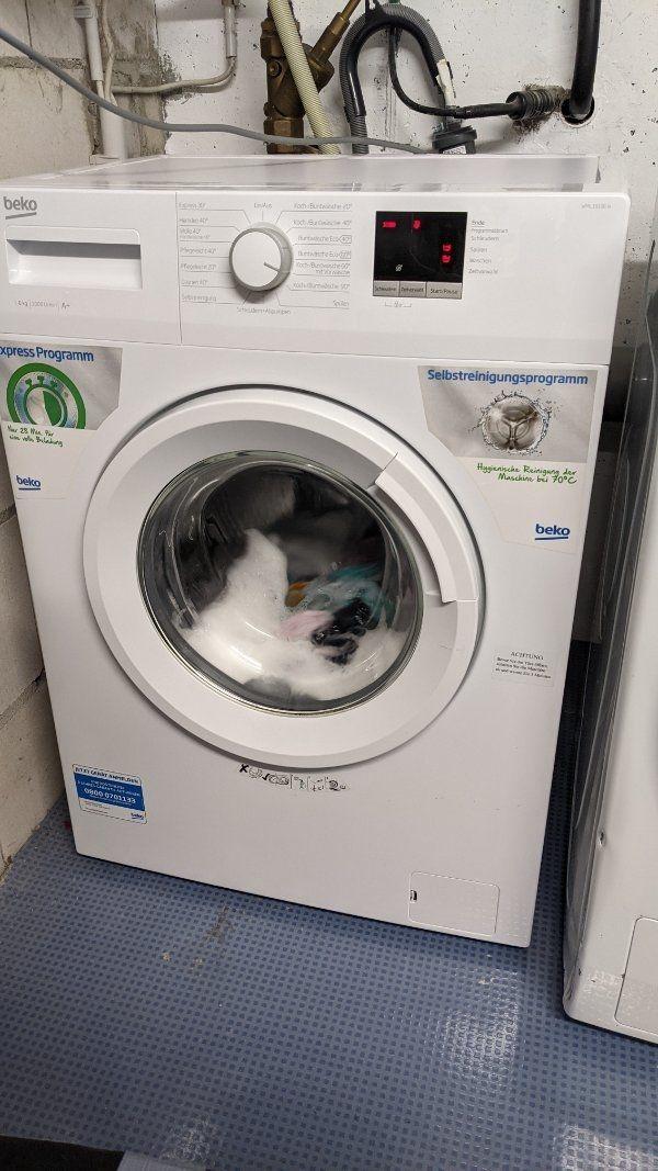 Waschmaschine Beko WML 16106N