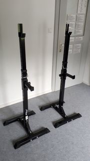 Fitness Hantelablage Squat Rack