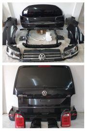 VW T6 Front Heck ganz