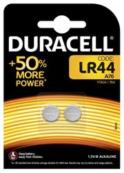 DURACELL Alkaline Knopfzelle Electronics LR44