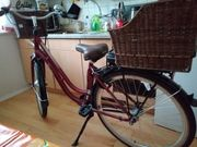 FISCHER E-Bike City Retro Damen