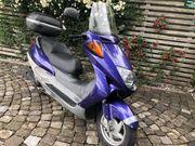 Honda Forsight Fes 250 ccm
