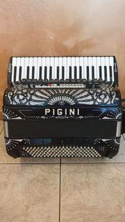 PIGINI Professional P 130 Cassotto