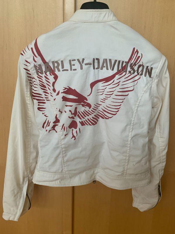Motorradjacke Damen HARLEY
