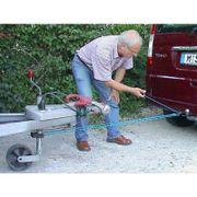 Anhängehilfe für Pferdeanhänger oder Wohnwagen